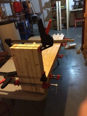 bench build 2