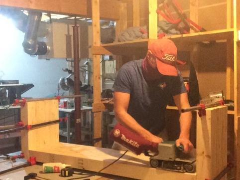 bench build 3