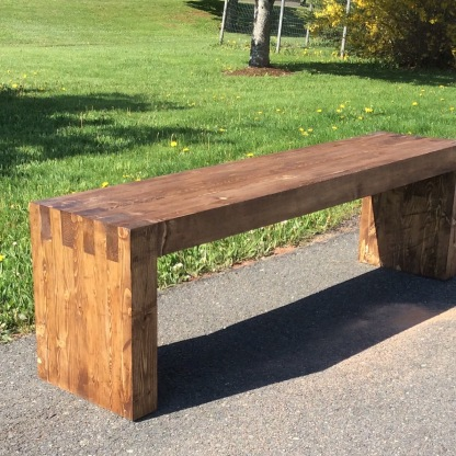 Bench build 5