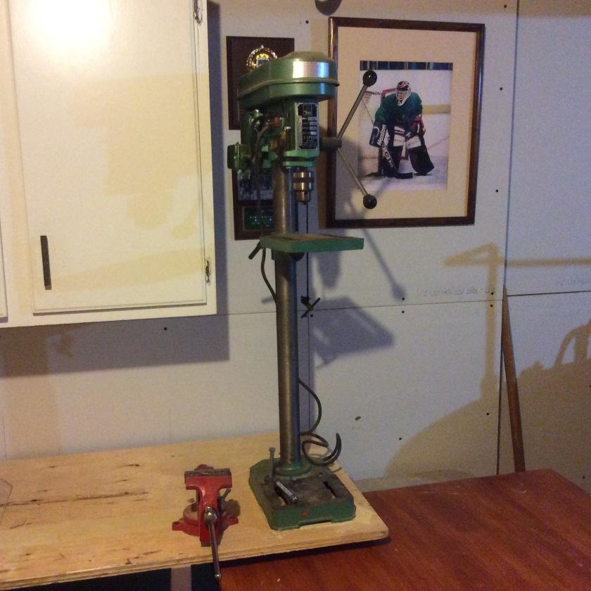 new drill press