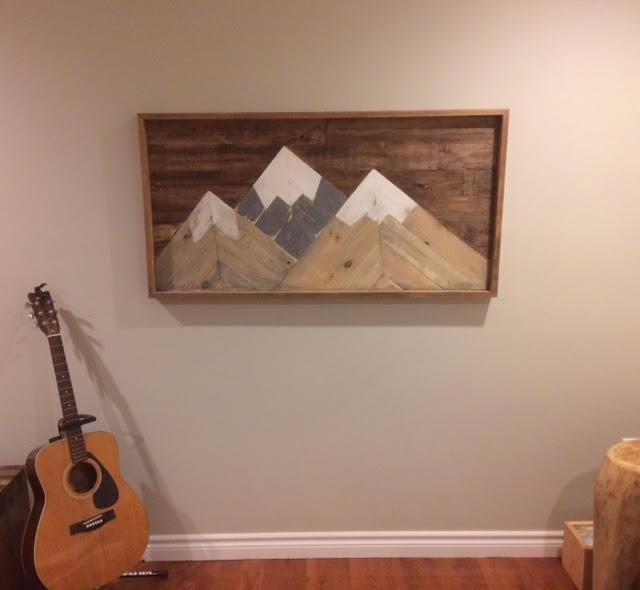 Wood and Art